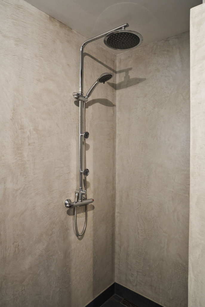 Vaak Badkamer stucwerk in exclusieve stijl en pure kwaliteit   Erik Spakman ML27