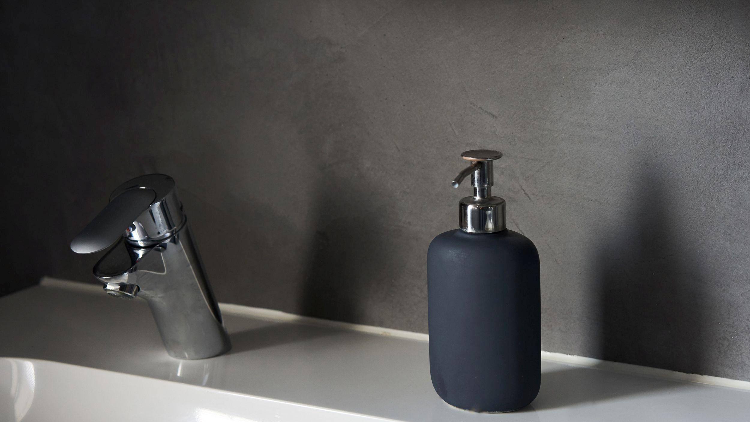 Mortex Badkamer Onderhoud : Unieke beal mortex afwerkingen in diverse ruimten erik spakman